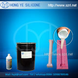 Caoutchouc de silicone liquide pour plâtre Corniche de moulage