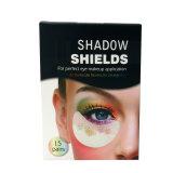 Hot Sale les protections d'ombre sous les yeux des correctifs des plaquettes pour applicateur de cils maquillage Fard à paupières