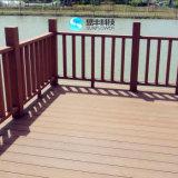 Обработанный давлением деревянный и водоустойчивый Decking плавательного бассеина WPC