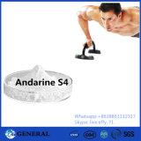 Polvere steroide Andarine S4 Sarms di Sarms di Bodybuilding di purezza di 99%