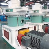 中国の供給の生物量の燃料のための木製の餌機械