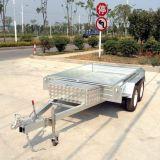케이블 디스크 브레이크 국제적인 탠덤 ATV 트레일러 (SWT-TT85)