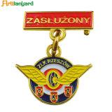 Badge avec logo personnalisé