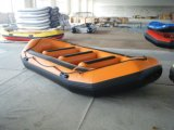 16FTボートの膨脹可能な漕艇をいかだで運ぶ16.5FT自己救い出す水川