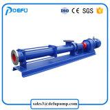 G-Serien-Monoschrauben-Pumpe für Hochviskositätsflüssigkeit