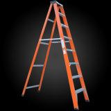 De Dubbele ZijGlasvezel die van uitstekende kwaliteit de Ladder van de Stap vouwen