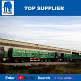 대륙간 탄도탄 차량 - 판매를 위한 벽면 화물 평상형 트레일러 트레일러