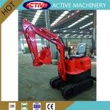 Marca ACTIVA AL8008 800kg miniexcavadora de fábrica con precios baratos