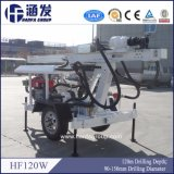 Hanfa Hf120Wの販売のための携帯用井戸の掘削装置