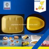 De plastic PS Kom die van het Geval van de Cake van de Container van de Doos van de Plaat van het Dienblad van het Ei van het Schuim Machine vormen