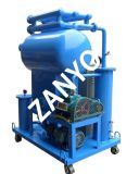 Плохое оборудование регенерации масла трансформатора, извлекает воду, газ и частицы, Decoloring