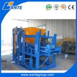 Мониторинг интервала QT4-25 машина для формовки бетонных блоков на заводе кирпича машины литьевого формования
