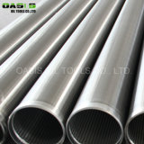 Fabricant OEM de haute qualité en acier galvanisé enveloppé de fil continu de l'emplacement V Johnson et écrans