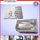 機械で造られる42crmnmov型のスペアー車部品型CNC