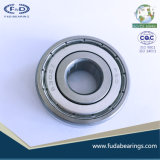 F&D de la fabrication de roulement du roulement de pompe à eau 6302 ZZ roulements à billes