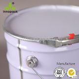 Godet / barillet en métal avec anneau pour l'utilisation de produits chimiques de peinture