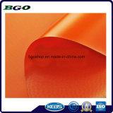 PVC 차양 찬 박판으로 만들어진 방수포 차일 직물 (500dx500d 18X17 610g)