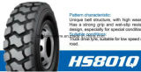315/80r22.5-20 13r22.5/18 7.00r16-14pr TBR Reifen