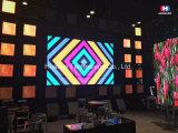 Panneau de haute résolution de DEL pour le mur visuel d'intérieur