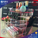China Fabricante Pink Color Roating Acrylic Lipstick Display