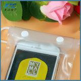 Перемещаясь мешок телефона PVC экрана касания мобильного телефона заплывания водоустойчивый