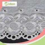 綿のレースの工場美しい刺繍のレースのトリム