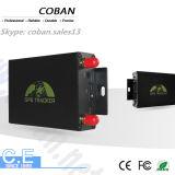 カメラを持つ二重SIMのカードGPSの追跡者Tk105 GPSの手段の追跡者及びドアロックはシステムをロック解除する