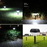 Nsl-510 de la luz solar de jardín de césped