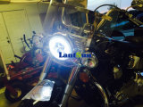 "5.75 "" 40W Round Harley Motorcycle СИД Headlight"