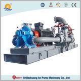 Cas de fractionnement d'aspiration double centrifuge Irrigation de Ferme de la pompe à eau