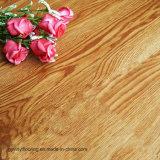 Sécher le plancher à haute brillance en bois de vinyle de tuile arrière de planche