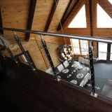 Barandilla de la escalera / balaustre de acero inoxidable / pasamano de la puerta interior (HR-1322)