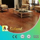 KristallWarerproof lamellenförmig angeordneter Fußboden des Haushalts-12.3mm HDF