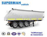 De op zwaar werk berekende Droge Aanhangwagen van de Kipper van de Lading/de Tippende Aanhangwagen van de Vrachtwagen van de Kipwagen Semi