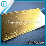 주문품 금속 스티커