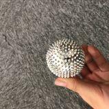 Esferas Spiky da acupuntura magnética das esferas da massagem com cor 4.7cm da tira