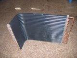 L condensatore esterno del condizionatore d'aria di figura