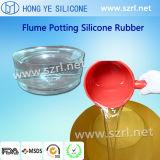 Fabricante da borracha de silicone do filtro de ar do frame da flange