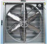 1220mm /48 '' sem o exaustor fixado na parede da casa das aves domésticas do obturador