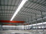 Stahldach-Aufbau-Zelle-Werkstatt