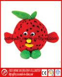Juguete de peluche rojo de la Fresa frutas Toy