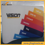 Curve Portable Trade Show Wall / Custom Backdrop Display