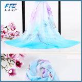 Шарф 100% длинний Silk для женщин
