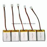 Lipo Bateria recarregável de 3,7 V (500 mAh) para bateria de caneta eléctrico