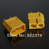 Xt60 Bullet Enchufe los conectores macho y hembra de la batería Lipo RC