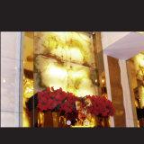 De kunstmatige Doorzichtige Binnenlandse Baksteen die van Lowes van de Steen voor de Decoratie van de Muur Commissie