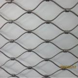 Het flexibele Netwerk van de Kabel van de Metalen kap van het Roestvrij staal