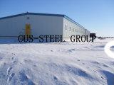 Pré-Fábrica de Armazém / Estrutura de Aço pré-fabricada Peb Workshop