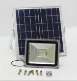 100W 12V Epistar de alumínio de fundição SMD5730 Waterproof a luz de inundação do diodo emissor de luz da potência solar com 2 anos de garantia