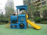 Kind-Plättchen für Schule, im Freienspielplatz